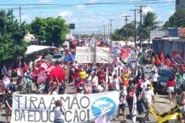 Captura de tela 2021 07 24 153515 360x240 - Manifestantes voltam às ruas em protestos contra o governo Bolsonaro, 5 cidades da PB registraram o ato - VEJA VÍDEOS