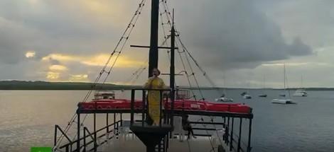 Captura de tela 2021 07 29 101220 - ESPECIAL JOÃO PESSOA: Claudete Troiano apresenta programa diretamente da capital paraibana, com música, moda e gastronomia - VEJA VÍDEO