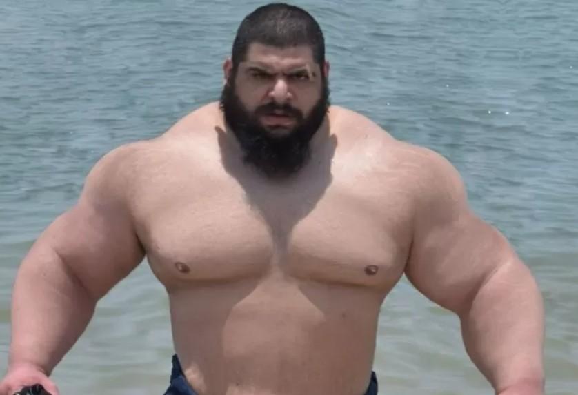 Capturar 1 - 'Hulk do Irã' ressurge, lamenta falta de rivais e mira boxeador alemão