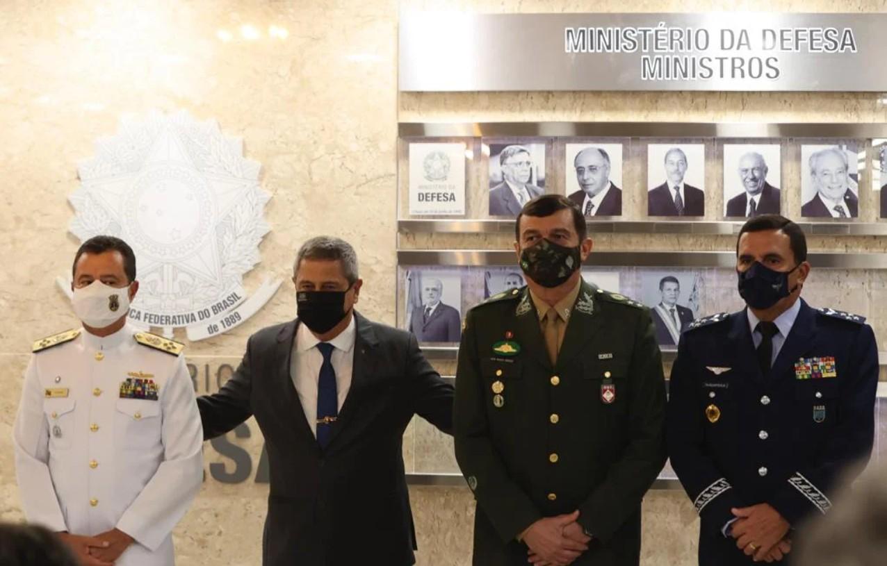 Capturar 14 - Forças Armadas não aceitarão qualquer ataque leviano, diz nota em resposta a falas de Aziz na CPI da Covid