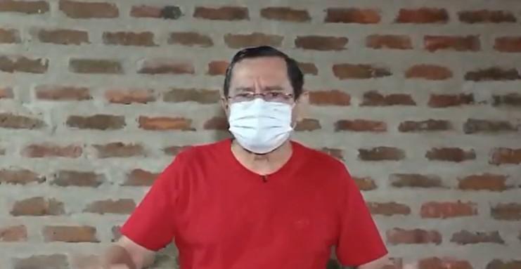 """Capturar 3 - """"FORA BOLSONARO"""": Anísio Maia convoca paraibanos para manifestação contra o presidente - VEJA VÍDEO"""