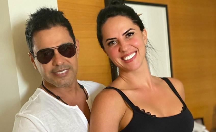 """Capturar 56 - Zezé Di Camargo sobre Graciele: """"Vejo que fiz a escolha certa"""""""