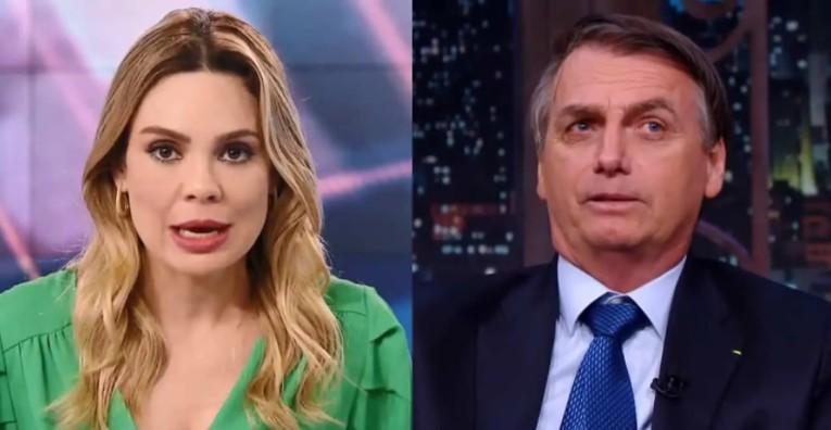 Capturar 68 - Rachel Sheherazade surpreende e ironiza melhora na saúde de Bolsonaro