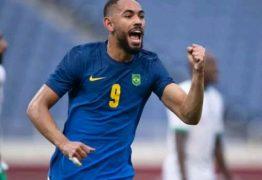Com gol de paraibano contra a Arábia Saudita, Brasil vence e avança como líder do grupo