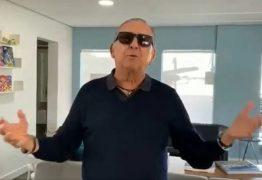 """Em áudio vazado, Galvão fica pistola com final repentino da Euro na Globo: """"Absurdo"""" – OUÇA"""