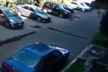 Capturar.JPGikk 360x240 - Vídeo mostra idosa salvando bebê que caiu de prédio: 'Tive medo que morresse'