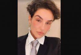 Com novo visual, Kéfera Buchmann assume ser bissexual