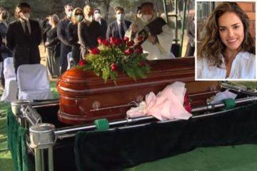 Com homenagem de amigas, corpo da modelo Nayara Vit é sepultado no Chile