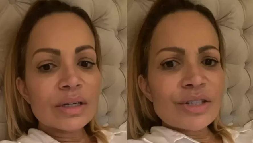 Capturar.JPGjmm - Solange Almeida critica mulheres que culparam companheira de DJ Ivis por agressão: 'Onde a gente vai parar?' - VEJA VÍDEO