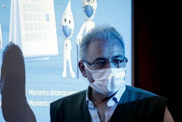 Intervalo de vacina da Pfizer diminuirá para 21 dias, diz Queiroga
