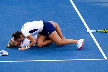 Pigossi e Stefani conquistam bronze inédito no tênis com virada histórica