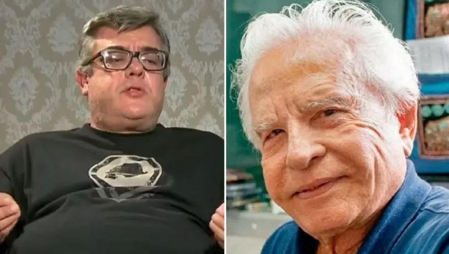 Capturar.JPGrfrf - 'Ele não quer ser meu pai', desabafa filho biológico de Cid Moreira