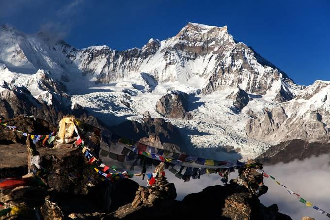 Cientistas encontram virus de 15 mil anos em geleiras tibetanas 1 - Cientistas encontram vírus de 15 mil anos em geleiras