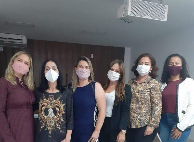 Comissao Mulheres Bananeiras Solanea e1626271383590 - Creci-PB empossa Comissão da Mulher dos municípios de Bananeiras/Solânea