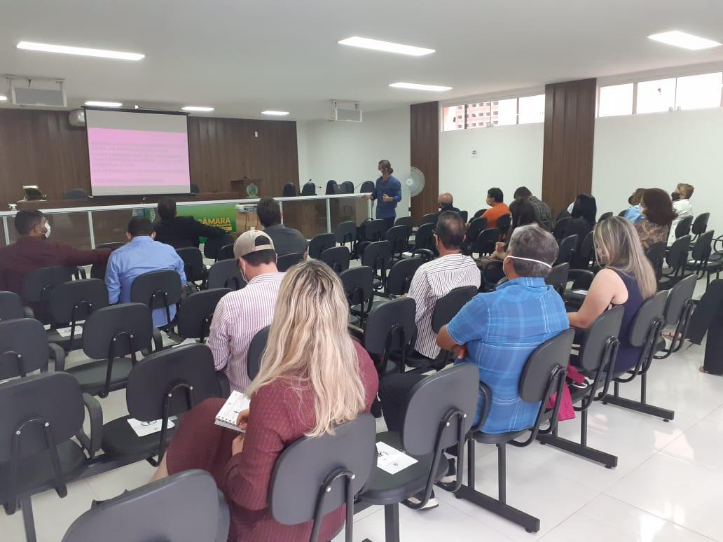 Curso Bananeiras 2 - Curso sobre atendimento, vendas e negociação tem início em Bananeiras