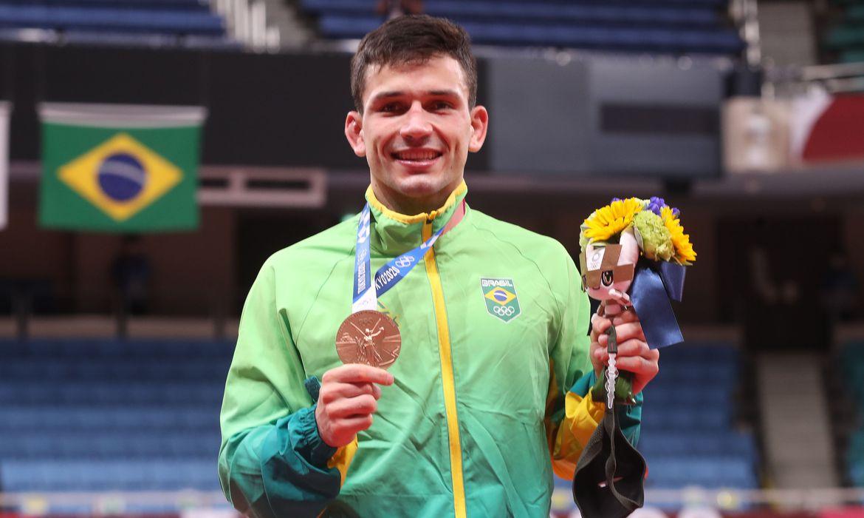 Daniel Cargnin Judo Bronze - Além da medalha: atletas brasileiros podem faturar mais de R$ 250 mil por vitórias nas Olimpíadas