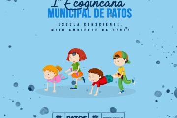 ECOGINCANA 360x240 - Em parceria com a ASCAP: Prefeitura de Patos lança I Ecogincana Municipal