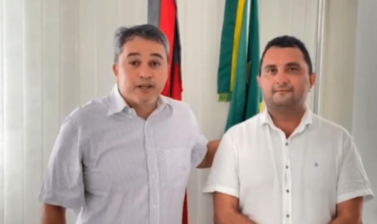 """Efraim Filho 1 - Efraim dependerá de """"gestos firmes"""" para se credenciar com Azevêdo"""