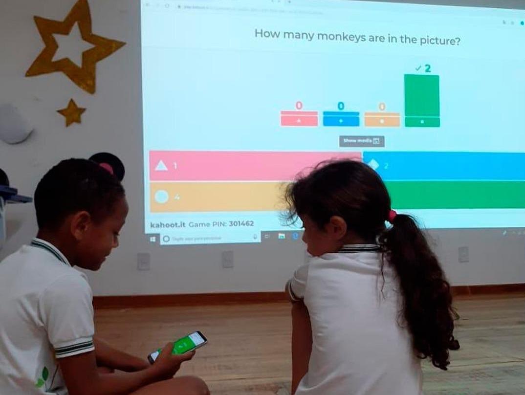 Escola tem como foco o olhar indivualizado e humanizado para cada aluno. FOTO DIVULGACAO - Escola com educação humanizada arrecada fundos através de rifa para continuar funcionando
