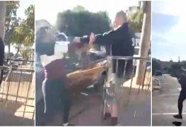 Ex-patrão joga ácido em faxineira após discussão em São Paulo