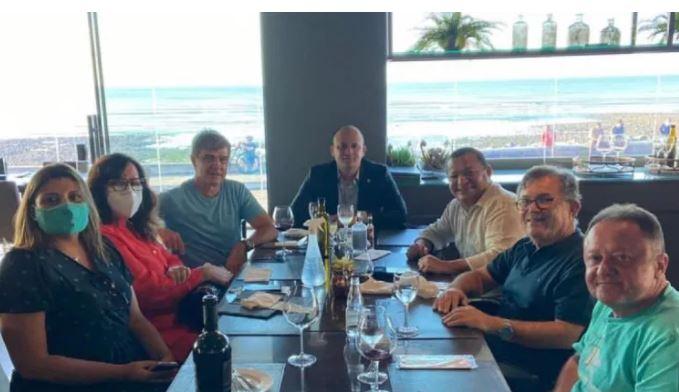 FOTO OPOSICAO - OPOSIÇÃO 2022:  Wellington Roberto se reúne com Romero e membros da oposição; Bruno para senador - ENTENDA