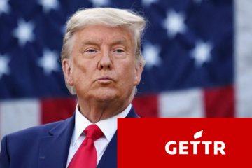 Gettr trump rede social 360x240 - Trump processa sobrinha por quebrar acordo familiar e jornalistas por divulgação de documentos fiscais
