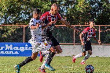 Botafogo-PB consegue ponto fora de casa em jogo contra o Ferroviário-CE