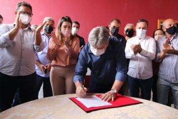 """Azevêdo rechaça especulações e diz que """"não é hora de formar chapa"""""""