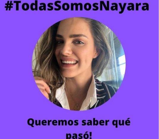 MODELO BRASILEIRA CHILE - 'SOMOS TODOS NAYARA': amigos pedem rigor em investigação sobre morte de modelo brasileira, irmã de empresário que atua na PB