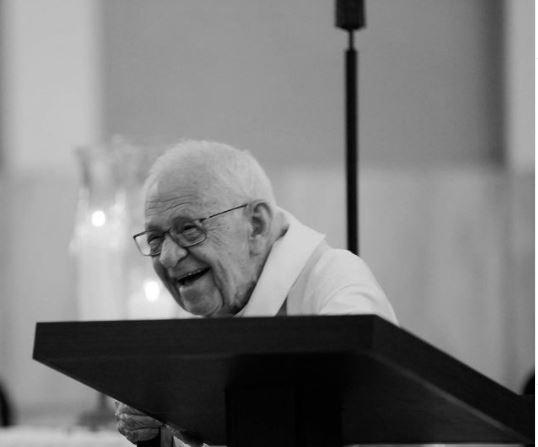MONSENHOR CATAO - Morre Monsenhor Catão, líder católico na Paraíba, aos 90 anos