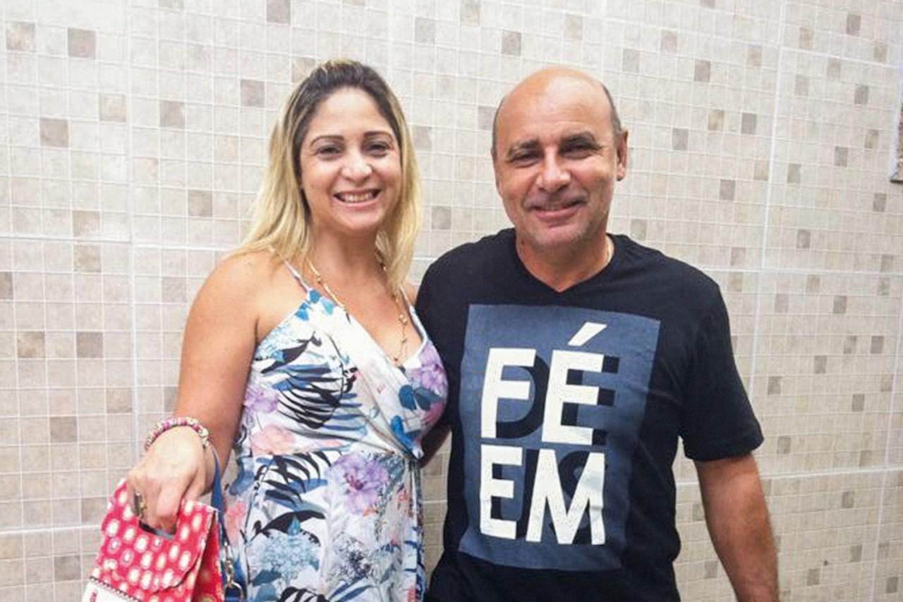 """Marcia Oliveira de Aguiar Fabricio Queiroz 28.jpg - Em áudio, mulher de Queiroz chora e faz desabafo: """"Qual o problema? Vão matar?"""""""