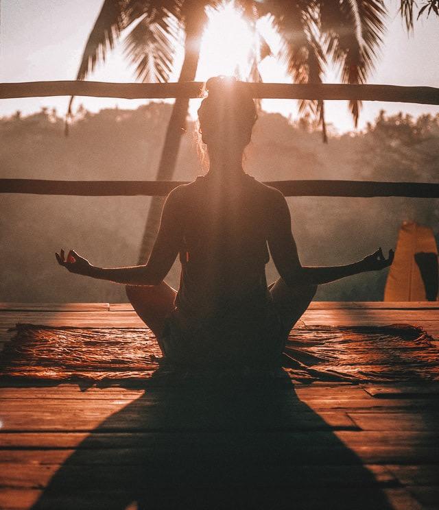 Meditacao 1  - Mude um hábito: Saiba como a meditação pode ajudar a combater a ansiedade e o estresse