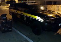 Polícia Rodoviária Federal apreende quase 300 kg de maconha, no Sertão