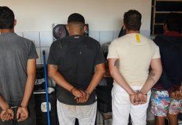 OPERAÇÃO RICE: Polícia prende homens suspeitos de crimes no município de Água Branca