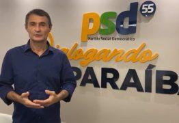 """Romero agradece apoio do PSDB à sua pré-candidatura: """"Não decepcionaremos"""" – VÍDEO"""
