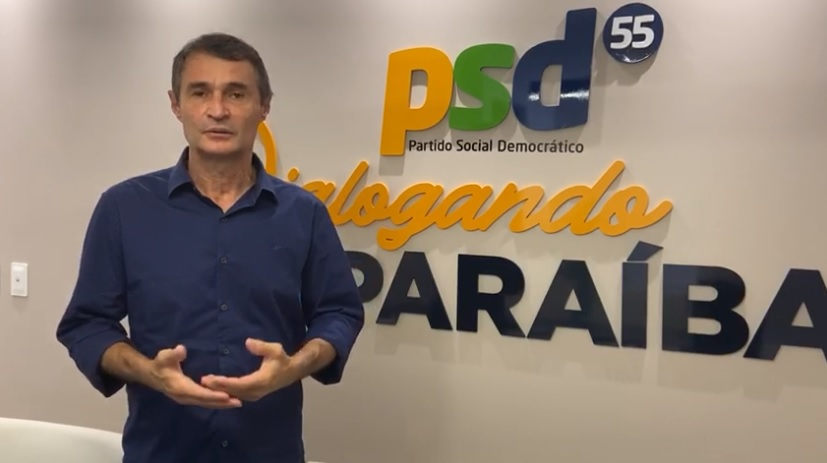 ROMERO - Romero nega 'recuo' de candidatura em 2022: 'ninguém pode falar em meu nome'