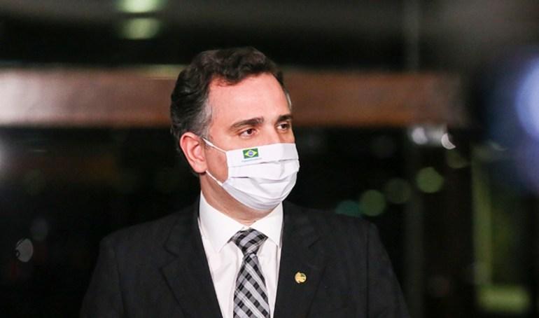 Rodrigo Pacheco 1 - Pacheco não empolga e PT conclui Raio X que dá unanimidade a Lula