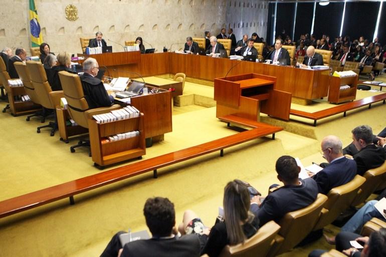 STF 2 - Supremo: Senado derrubou uma indicação pela última vez há 127 anos