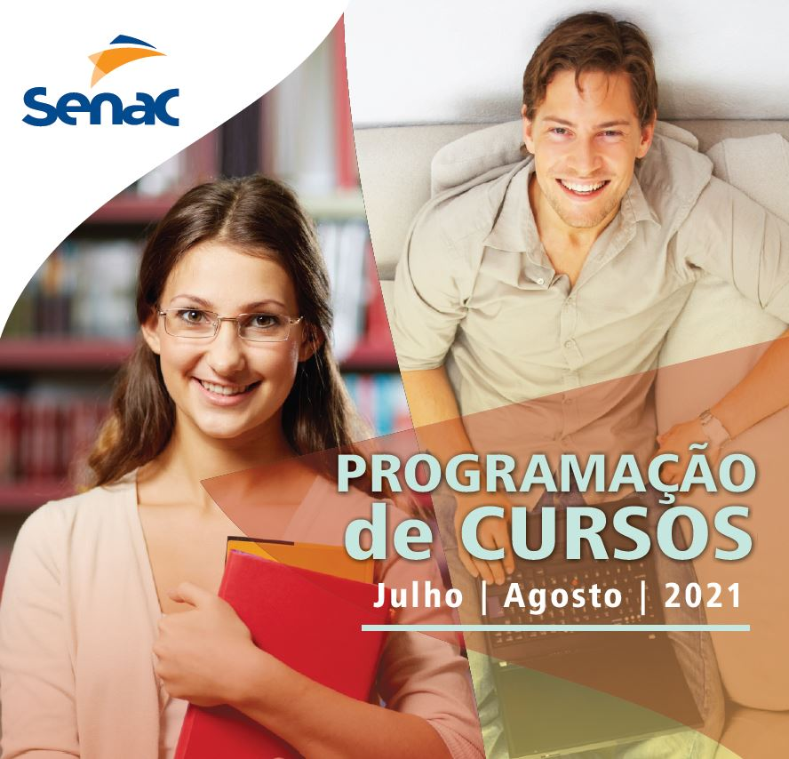Senac - Senac abre mais de 1200 vagas para cursos em toda a Paraíba