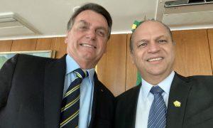 Untitled 9 4 1 300x180 - Mesmo sabendo de corrupção, Bolsonaro encontrou Ricardo Barros ao menos dez vezes e não citou denúncias