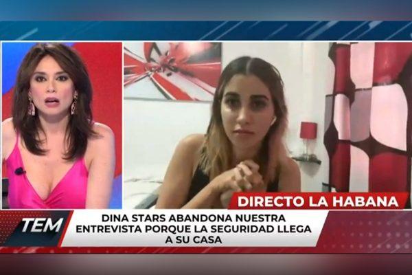 Video youtuber cubana e detida durante entrevista ao vivo 600x400 1 - Youtuber cubana é detida durante entrevista ao vivo e causa tensão no país - VEJA VÍDEO