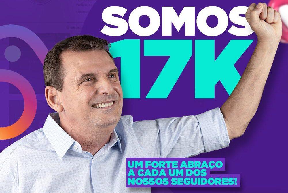 WhatsApp Image 2021 07 01 at 09.45.54 e1625149888407 - SIMPATIA E POPULARIDADE: Chico Mendes está no ranking dos prefeitos paraibanos mais influentes nas redes sociais