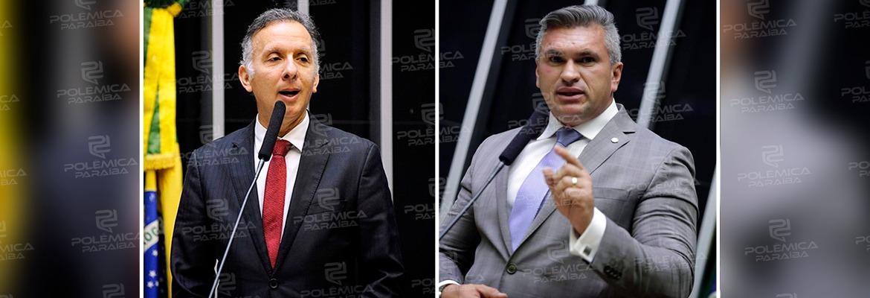 """WhatsApp Image 2021 07 01 at 09.59.50 - Presença de Aguinaldo Ribeiro em jantar com Datena gera especulação de ida ao PSL e Julian Lemos responde: """"Não penso nisso"""""""