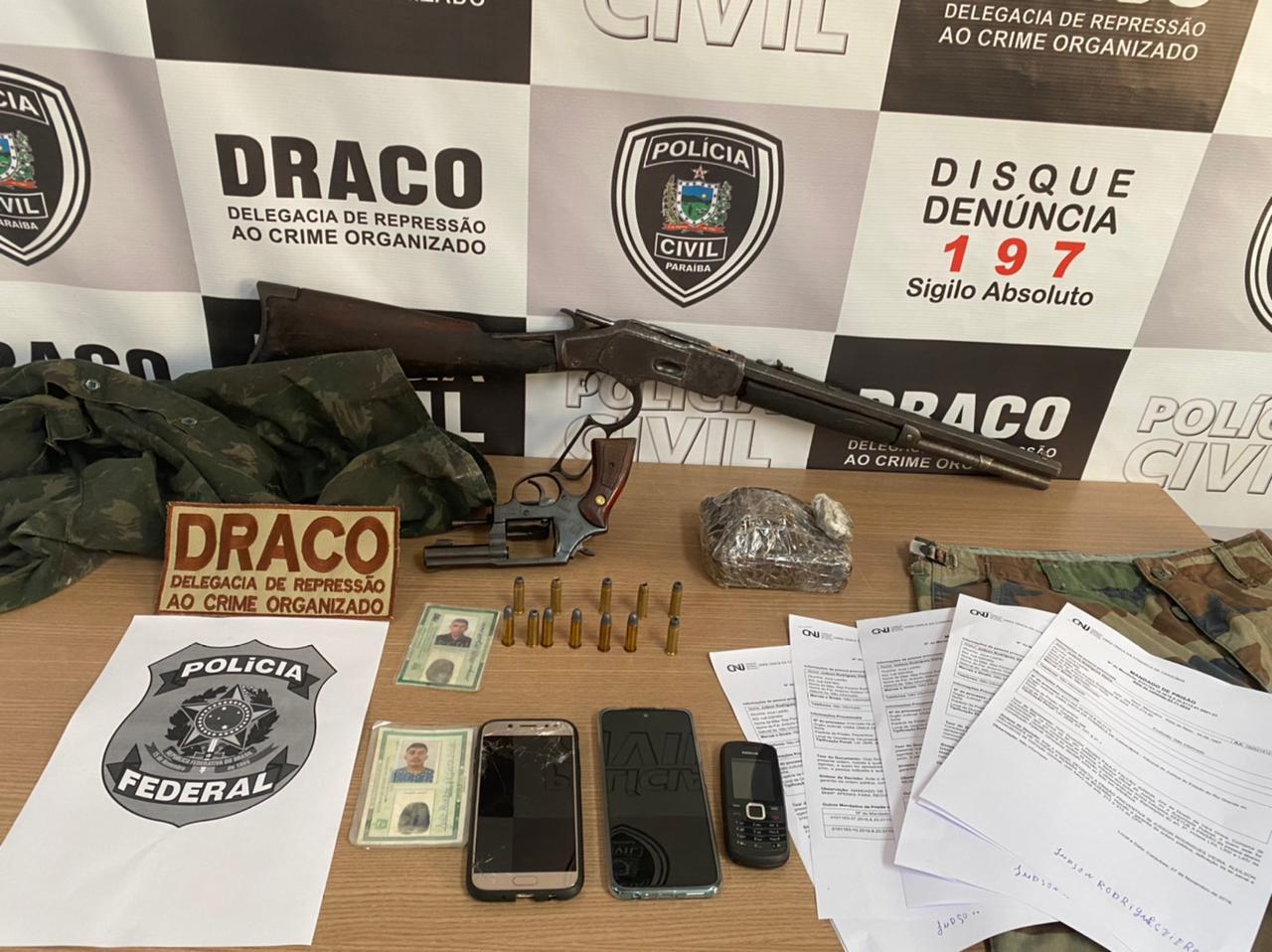 WhatsApp Image 2021 07 01 at 15.10.58 - PF prende em João Pessoa suspeito de matar policial militar no Rio Grande do Norte