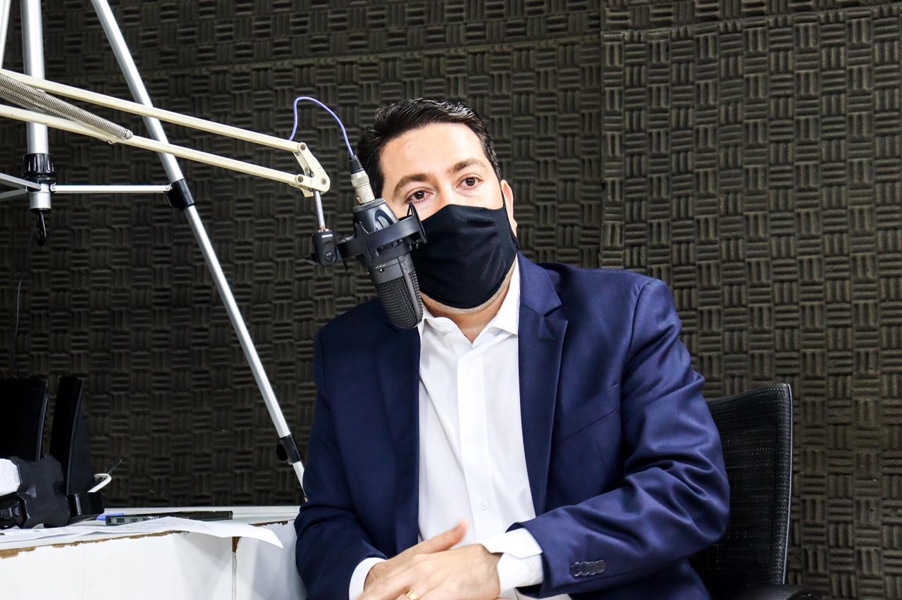 """WhatsApp Image 2021 07 01 at 15.26.09 - """"Vamos brigar para que o nome de Adriano Galdino seja o escolhido pelo governador para compor a majoritária em 2022"""", afirma Felipe Leitão"""