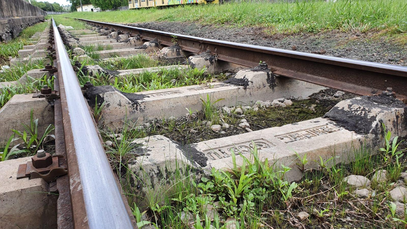 WhatsApp Image 2021 07 02 at 07.38.55 - CBTU  interdita trecho entre Cabedelo e Mandacaru para obras em desvio ferroviário