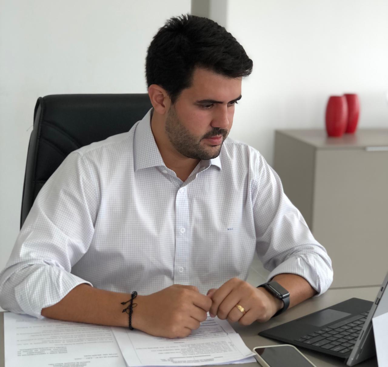 WhatsApp Image 2021 07 02 at 10.58.56 - Wilson Filho acompanha audiência do Orçamento Democrático; investimentos em obras no Sertão superam os R$ 17 milhões