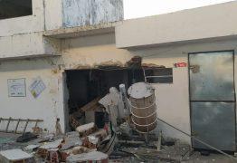 ATERRORIZANDO EM JP: criminosos explodem cofre de posto de combustíveis pela 2ª vez na capital