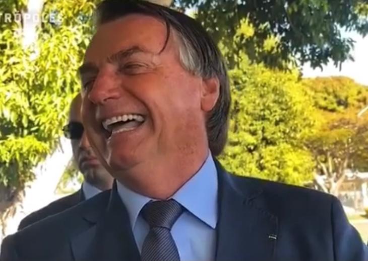 "WhatsApp Image 2021 07 08 at 17.50.16 - RACISMO?! Bolsonaro chama homem de ""criador de barata"" por conta de cabelo crespo - VEJA VÍDEO"