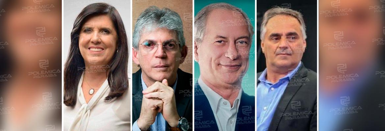 WhatsApp Image 2021 07 09 at 14.02.54 - Após frustração com o PT, Ricardo Coutinho se une a Lígia Feliciano, Cartaxo e Ciro Gomes para uma nova chapa nas eleições de 2022; entenda o esquema